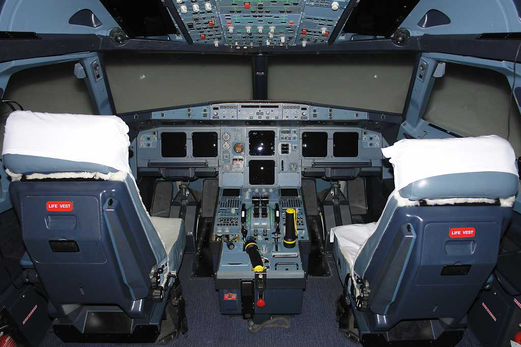 CSA Czech Airlines | Airbus A320 Full Flight Simulator | –