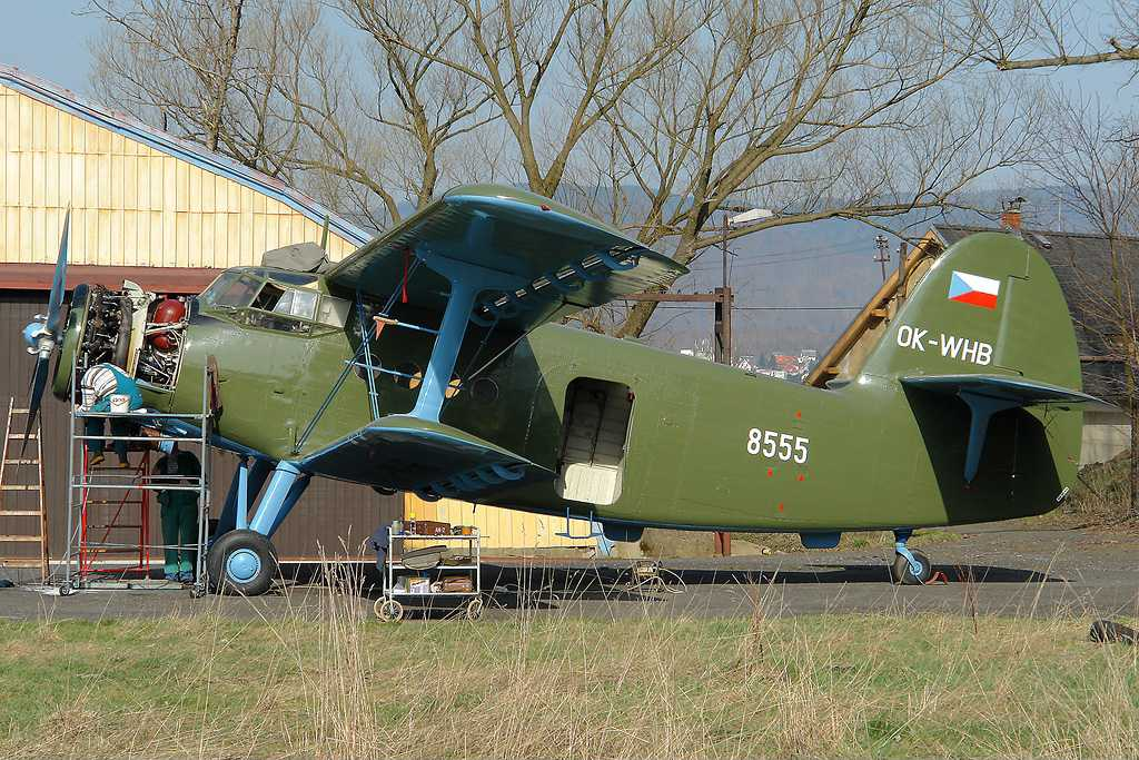Aero Club of Czech Rep. | Antonov An-2T | OK-WHB
