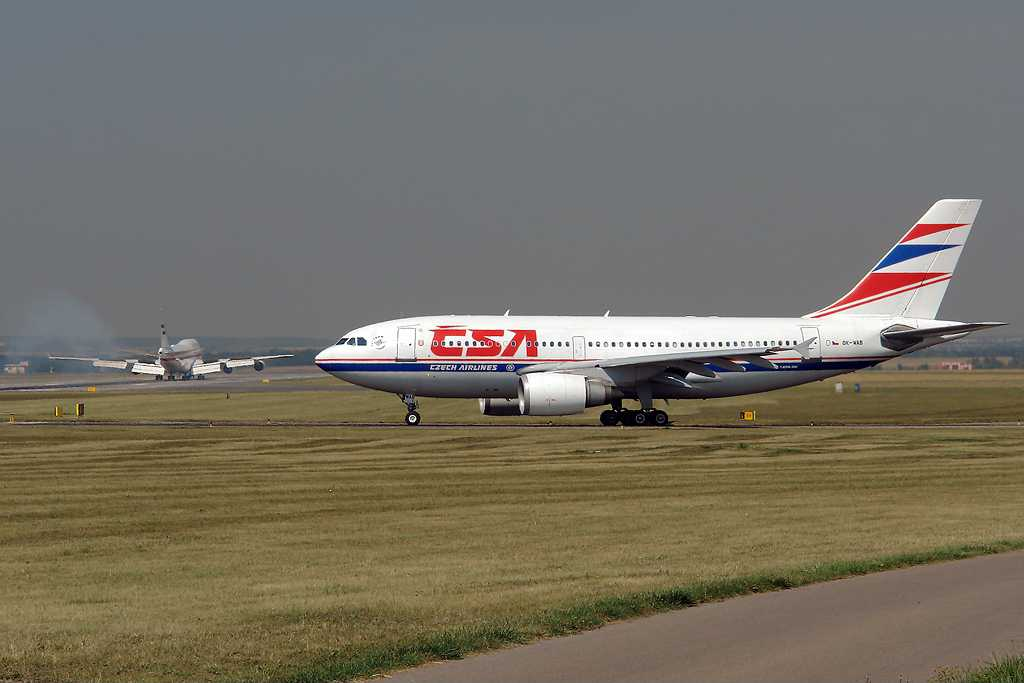 CSA Czech Airlines | Airbus A310-304ET | OK-WAB