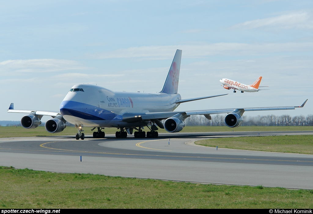 China Airlines Cargo | Boeing 747-409F/SCD | B-18723