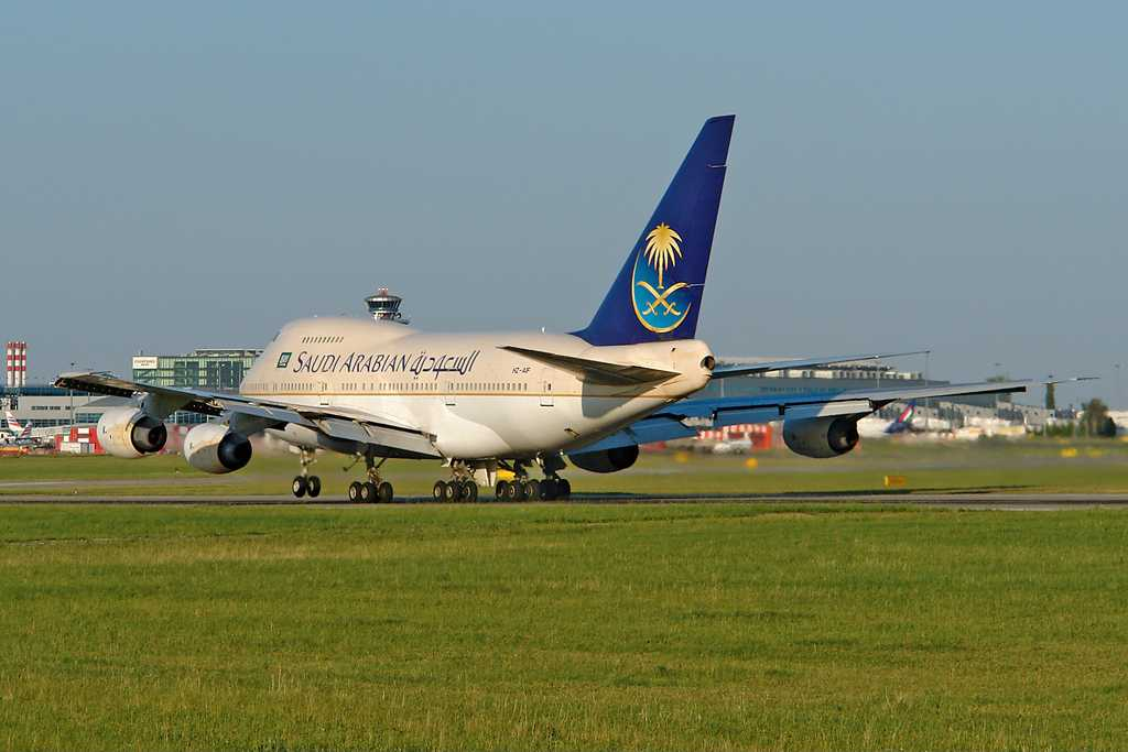 Saudi Arabian Airlines | Boeing 747SP-68 | HZ-AIF