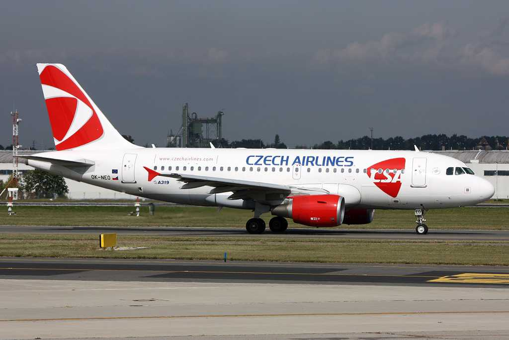 CSA Czech Airlines | Airbus A319-112 | OK-NEO