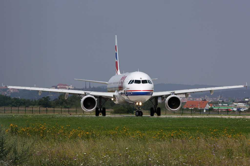 CSA Czech Airlines | Airbus A321-211 | OK-CED