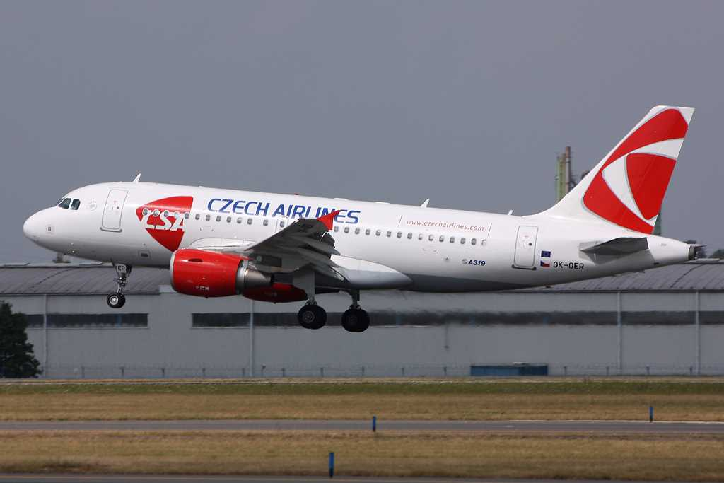 CSA Czech Airlines | Airbus A319-112 | OK-OER