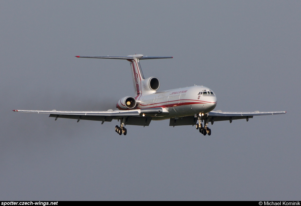 Polish Air Force | Tupolev Tu-154M | 101