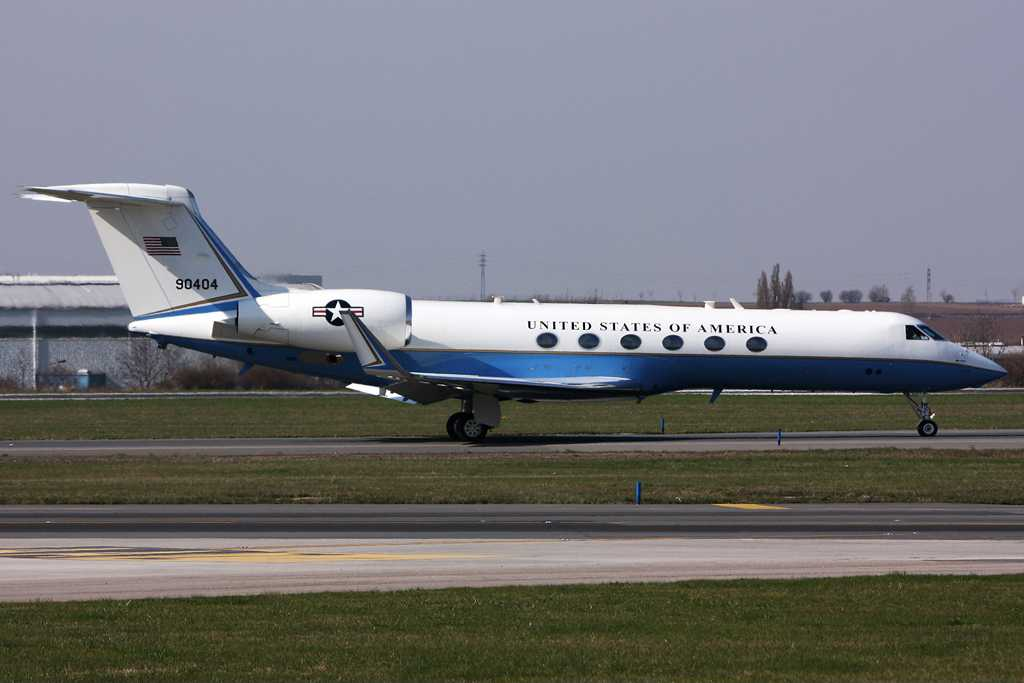 United States Air Force | Gulfstream Aerospace C-37A | 99-0404