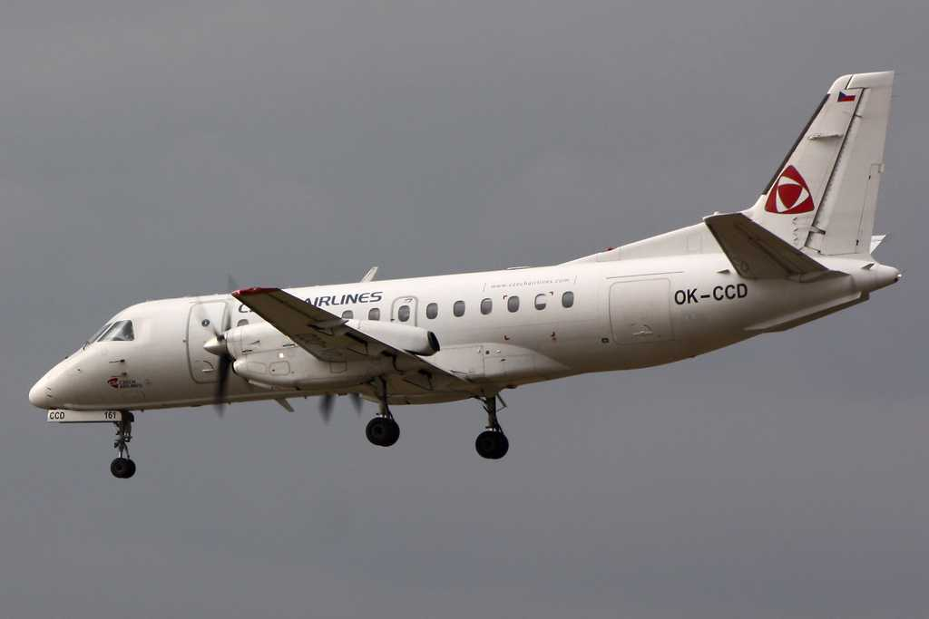 Central Connect Airlines | Saab 340B | OK-CCD