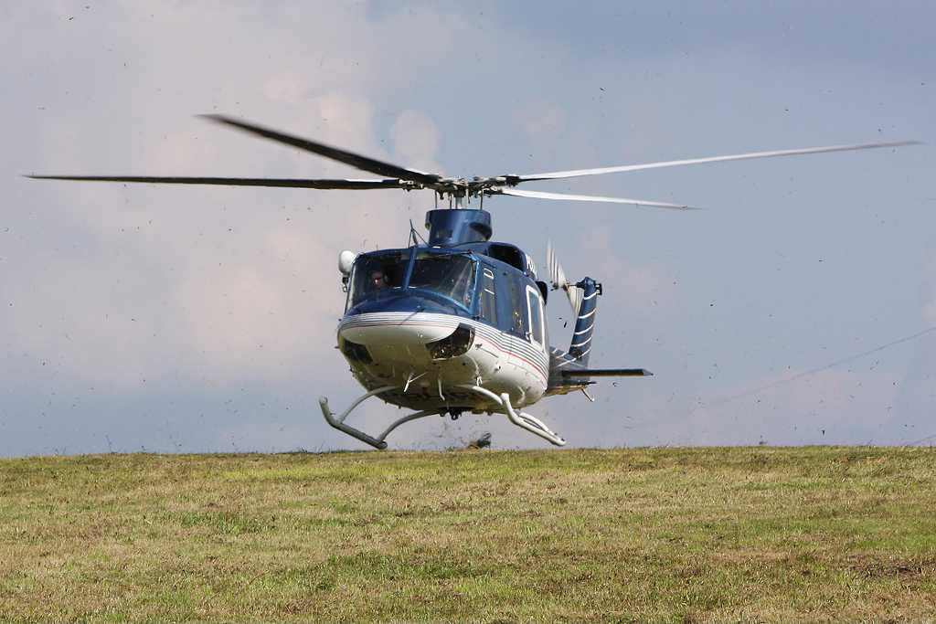 Police of the Czech Republic | Bell 412EP | OK-BYR