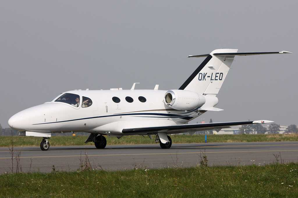 Time Air | Cessna 510 Citation Mustang | OK-LEO
