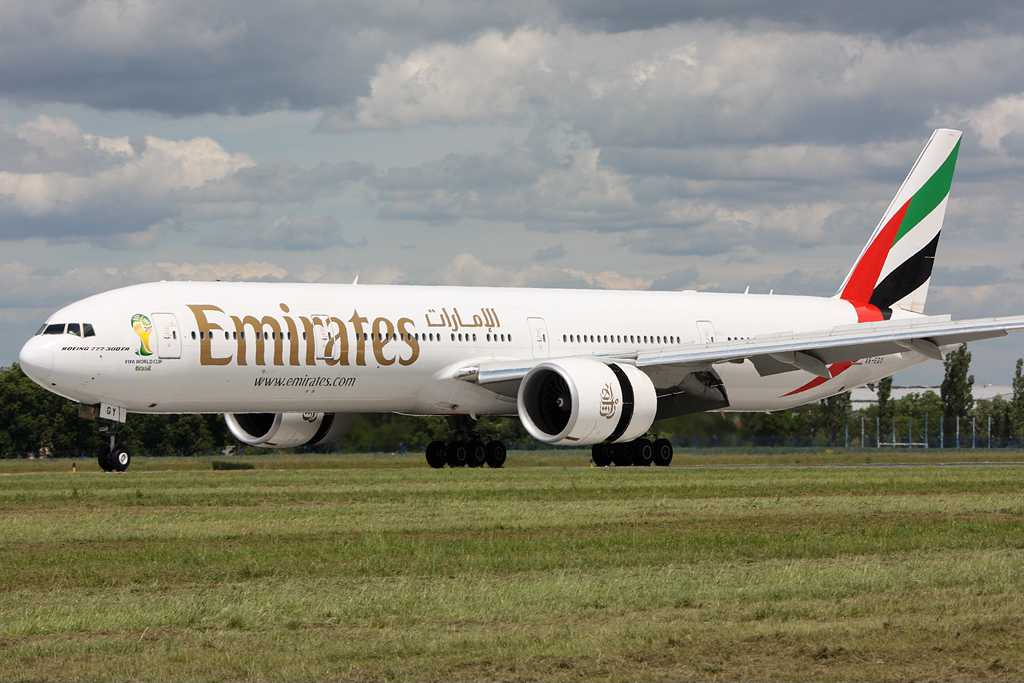 Emirates | Boeing 777-31H | A6-EGY
