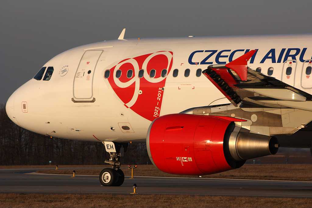 CSA Czech Airlines | Airbus A320-214 | OK-MEH