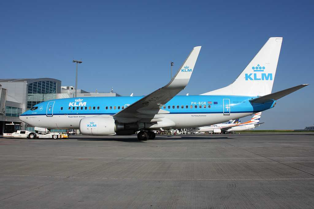 KLM Royal Dutch Airlines | Boeing 737-7K2 | PH-BGR