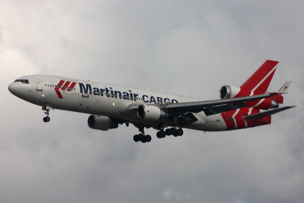 Martinair Holland | McDonnell Douglas MD-11CF | PH-MCR