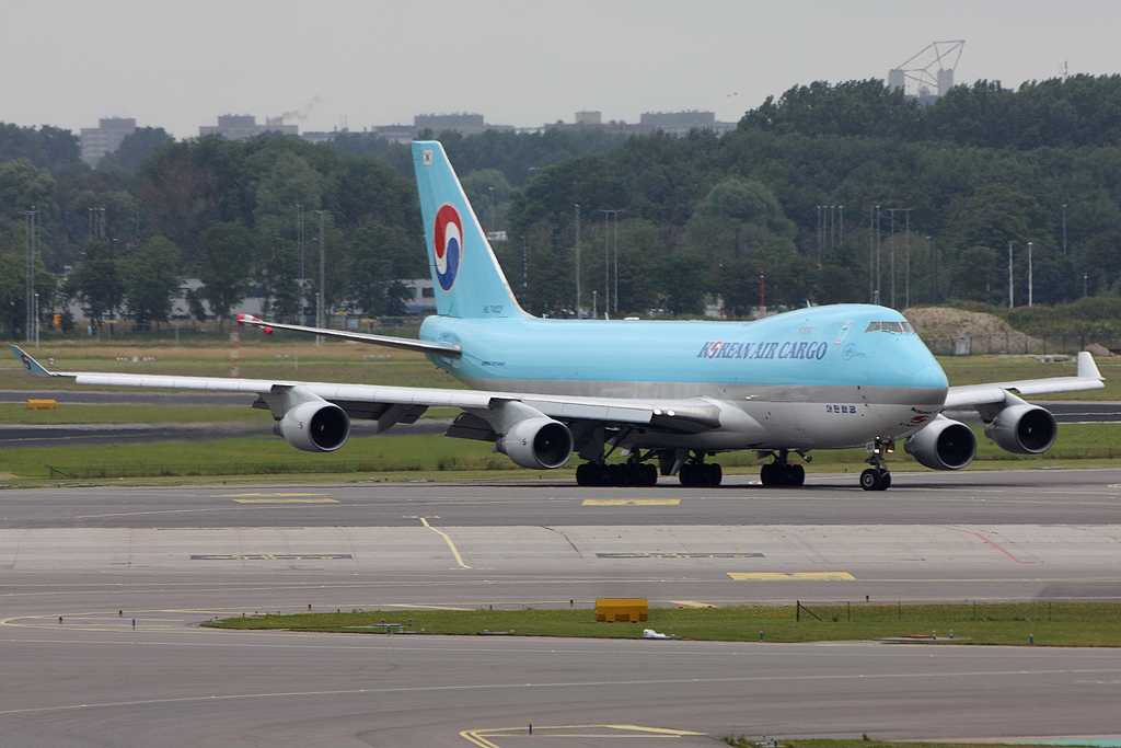 Korean Air Cargo | Boeing 747-4B5F/SCD | HL7403