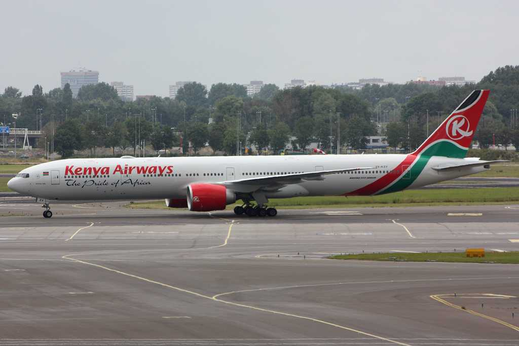 Kenya Airways | Boeing 777-36NER | 5Y-KZY