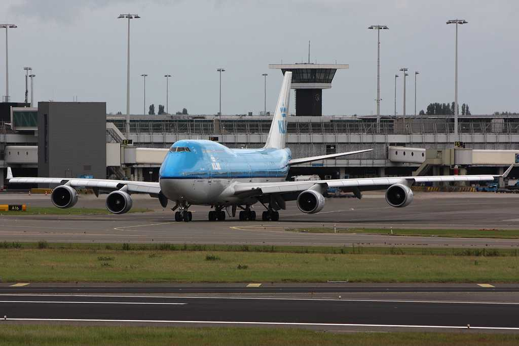 KLM Royal Dutch Airlines | Boeing 747-406M | PH-BFW