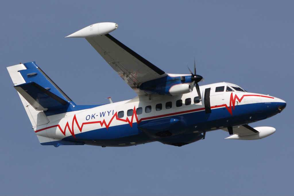 CAA Czech Republic | Let L-410UVP-E Turbolet | OK-WYI