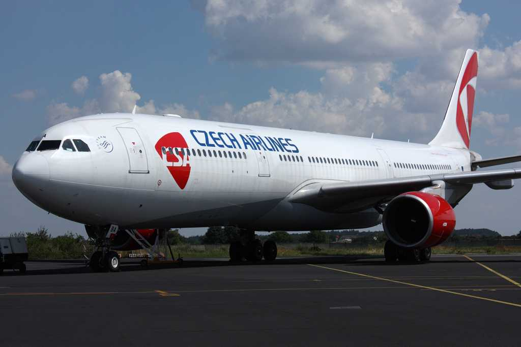 CSA Czech Airlines | Airbus A330-323 | OK-YBA