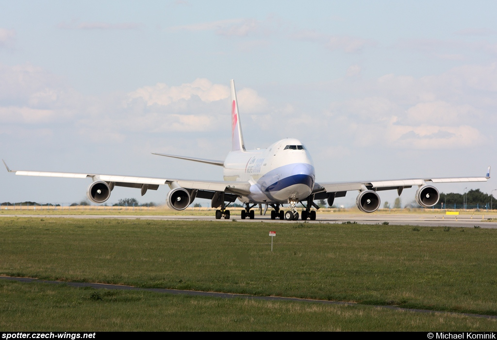 China Airlines Cargo | Boeing 747-409F/SCD | B-18707