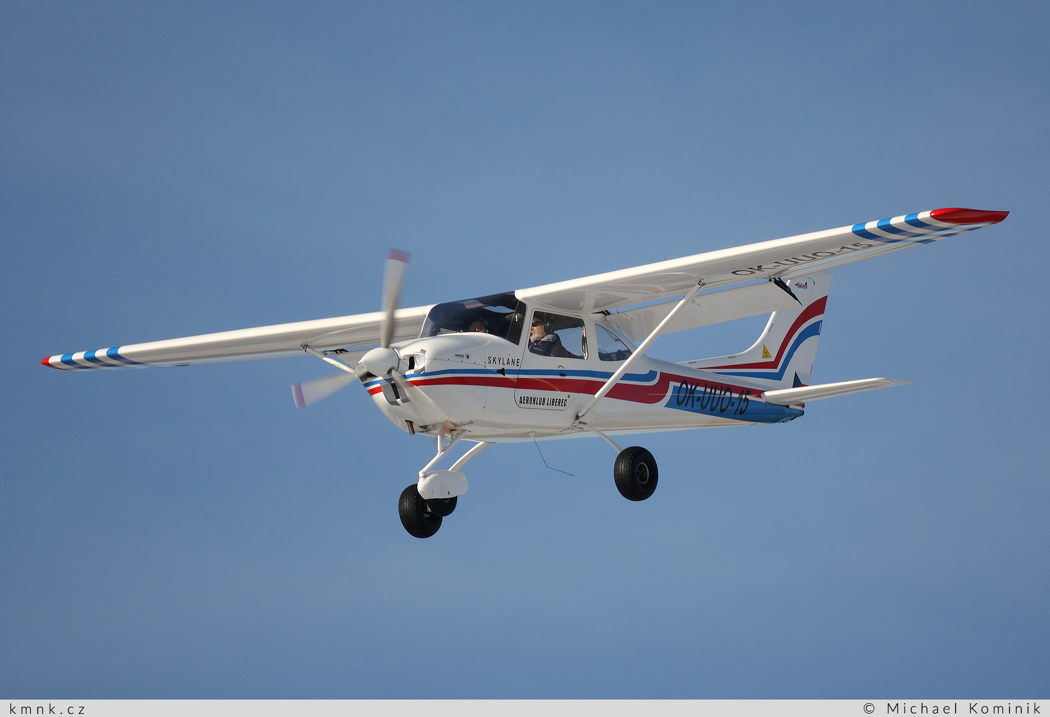 Aero Club of Czech Republic | AirLony Skylane | OK-UUO15