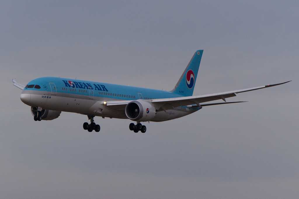 Korean Air | Boeing 787-9 | HL7207